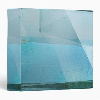 Carpeta de papel de Avery del azulado