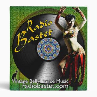 Carpeta de radio de Bastet