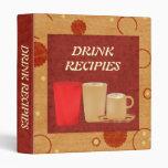 Carpeta de Recipies de la bebida