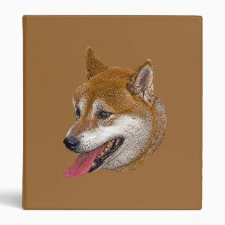 Carpeta de Shiba Inu