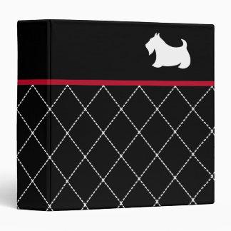 Carpeta de Terrier del escocés