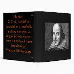 Carpeta de William Shakespeare Carpeta 2,5 Cm