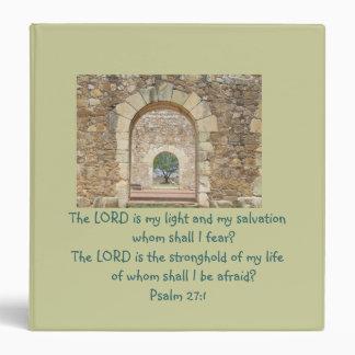 Carpeta del 27 1 del salmo
