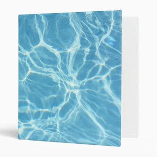 Carpeta del agua de la piscina