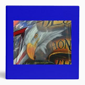 Carpeta del águila calva