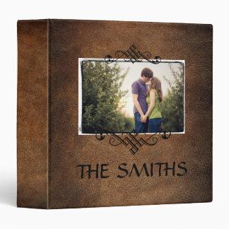 Carpeta del álbum del libro de recuerdos de la