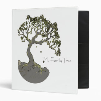 Carpeta del árbol de familia