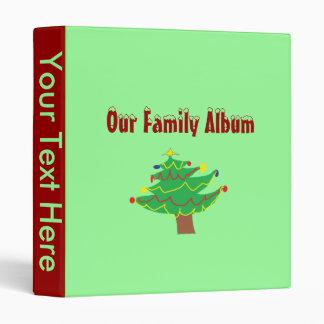 Carpeta del árbol de navidad