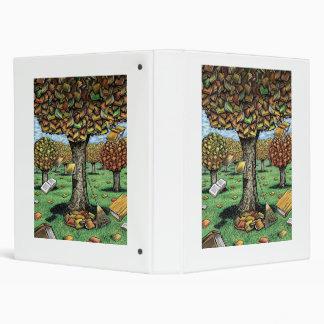 Carpeta del árbol del libro
