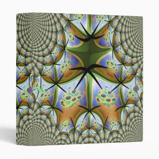 Carpeta del arte 2 del fractal de la teja del gira