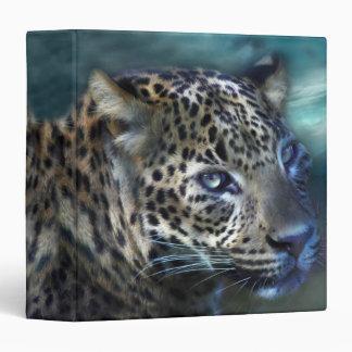 Carpeta del arte de la luna del WildEyes-Leopardo