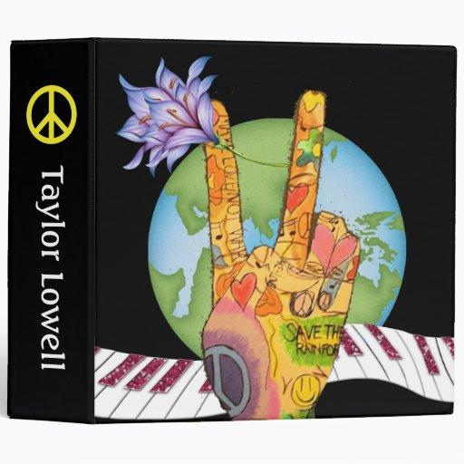 Carpeta del arte de la paz - SRF