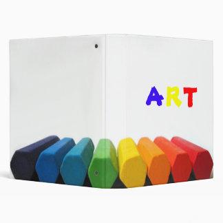 Carpeta del arte del arco iris