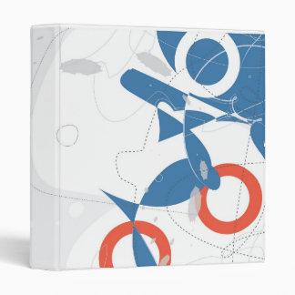 Carpeta del arte demasiado abstracto de Suzukigo