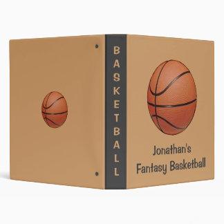 Carpeta del baloncesto