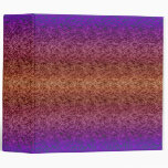 Carpeta del batik púrpura, rosada, Brown, naranja