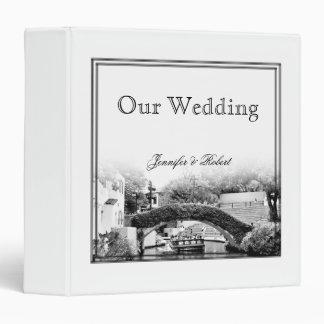 Carpeta del boda del destino de San Antonio