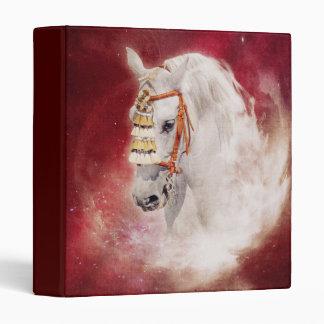 Carpeta del caballo del circo