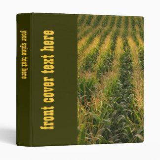 Carpeta del campo de maíz