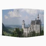 Carpeta del castillo de Neuschwanstein