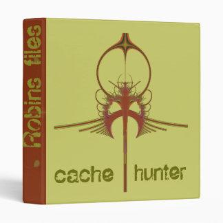 carpeta del cazador del escondrijo para el