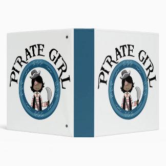 Carpeta del chica del pirata