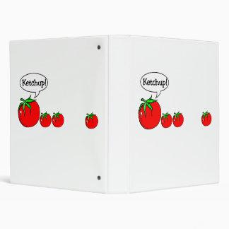 Carpeta del chiste de la salsa de tomate