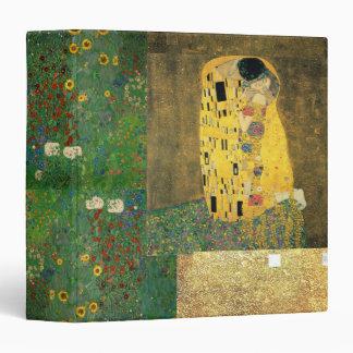 Carpeta del collage de Klimt