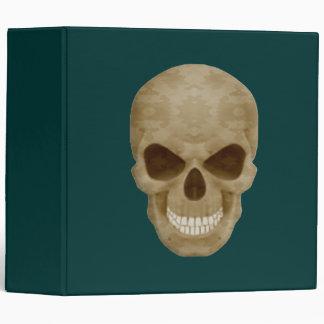 Carpeta del cráneo del camuflaje