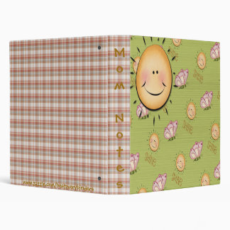 Carpeta del cuaderno de las sonrisas y de las