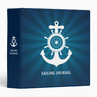 Carpeta del diario del marinero