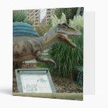 Carpeta del dinosaurio de Spinosaurus