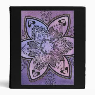 Carpeta del diseño del batik