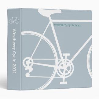 Carpeta del diseño del ciclo