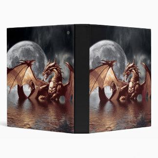 Carpeta del dragón y de la luna