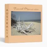 Carpeta del Driftwood de las memorias del viaje