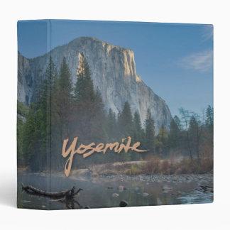 Carpeta del EL Capitan Yosemite 3-Ring
