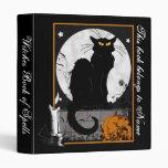 """Carpeta del encanto del """"gato negro"""""""