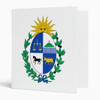Carpeta del escudo de armas de Uruguay