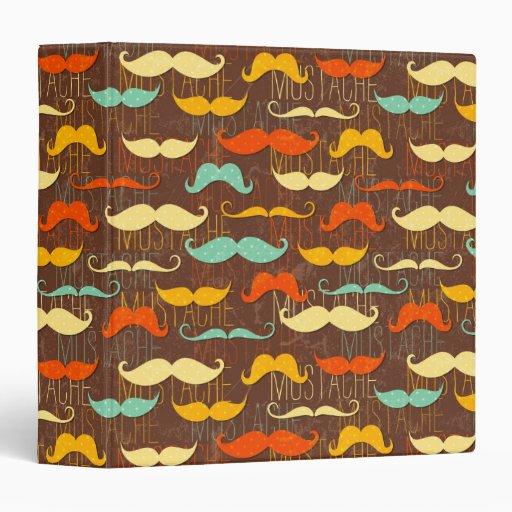 Carpeta del fondo de los bigotes/álbum de foto