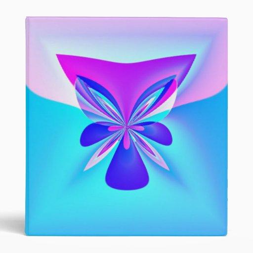 Carpeta del fractal del arco del rosa de la aguama