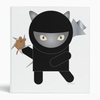 Carpeta del gatito de Ninja