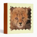 Carpeta del guepardo del bebé