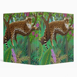 Carpeta del leopardo de la selva