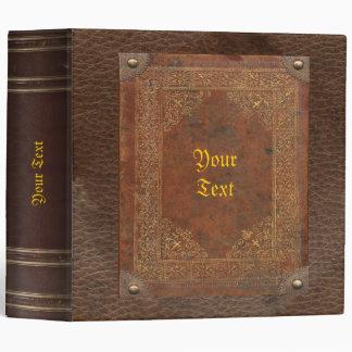 Carpeta del libro viejo