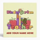 Carpeta del maestro de jardín de infancia de Buggy