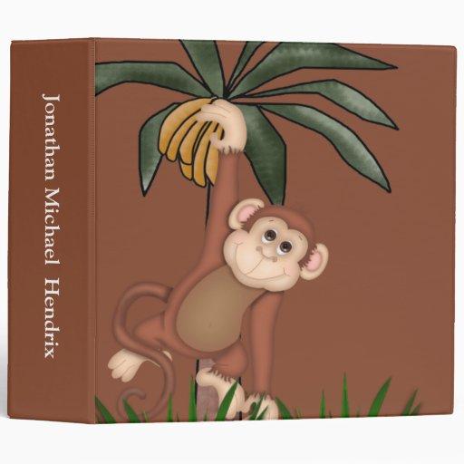 Carpeta del mono