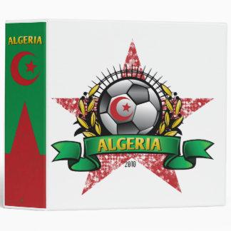 Carpeta del mundial de Argelia