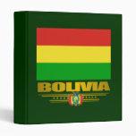 """Carpeta del """"orgullo boliviano"""""""