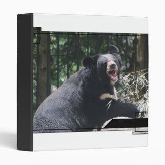 Carpeta del oso el gruñir